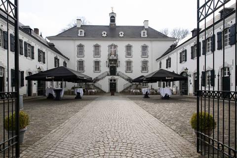 Last minute autovakantie Limburg 🚗️Bilderberg Hotel Kasteel Vaalsbroek