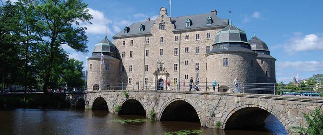 Orebro kasteel
