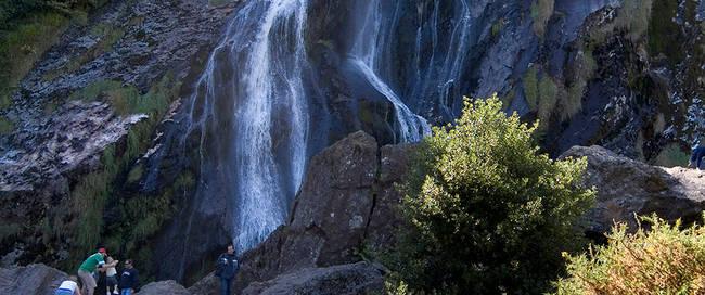 Powerscourt Watervallen