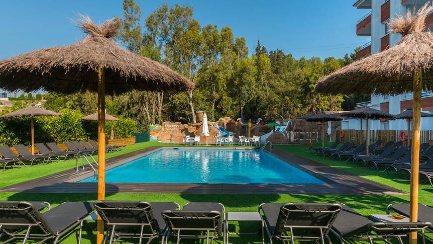 Zwembad Appartementen Els Llorers