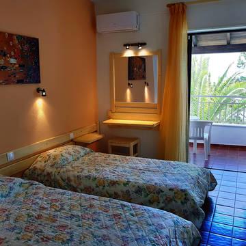 Kamer Hotel Nautilus Barbati