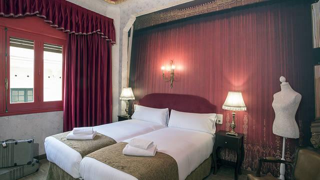 Kamer Hotel Casual Madrid del Teatro