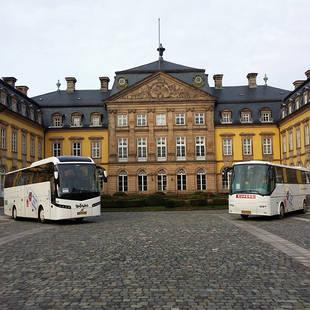 Touringcars in het Sauerland