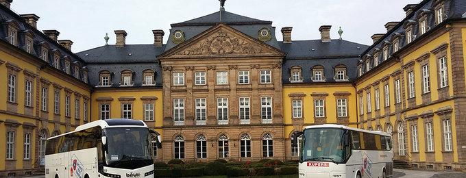 Busreizen Sauerland