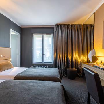 Kamer Hotel Residence Europe
