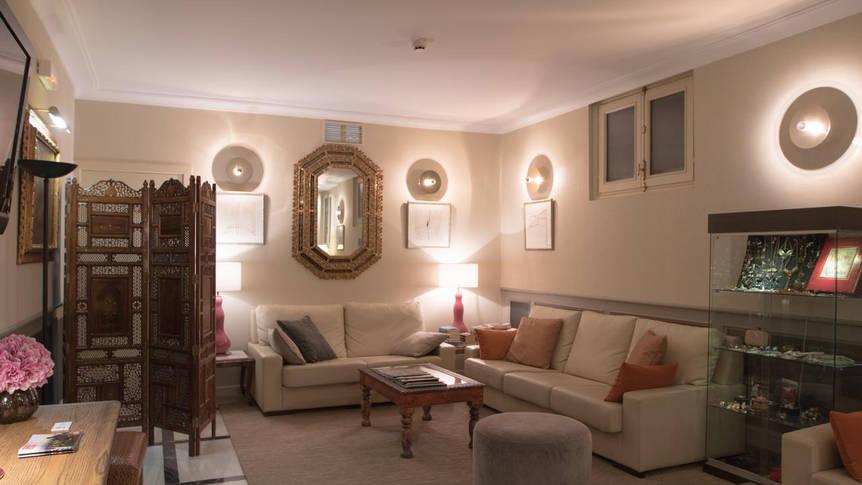 Lounge Hotel Best Western Los Condes