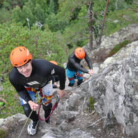 Oppdal klimmen