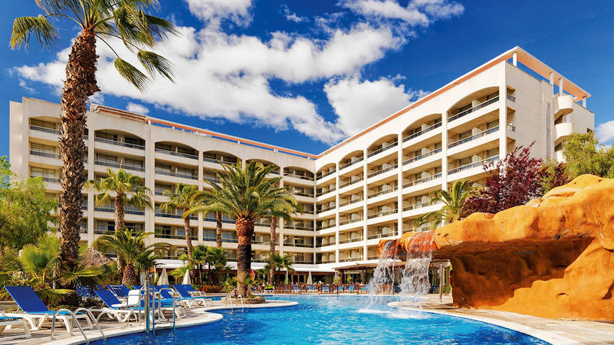 Zwembad, H10 Salou Princess Hotel H10 Salou Princess