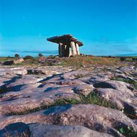 Poulnabrone Dolmen in de Burren