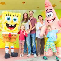 SpongBob en Patrick