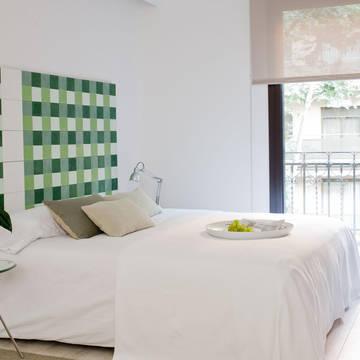 Slaapkamer Appartementen Eric Vökel Boutique Sagrada Familia Suites