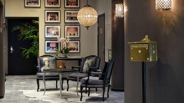 Lounge Hotel Freys