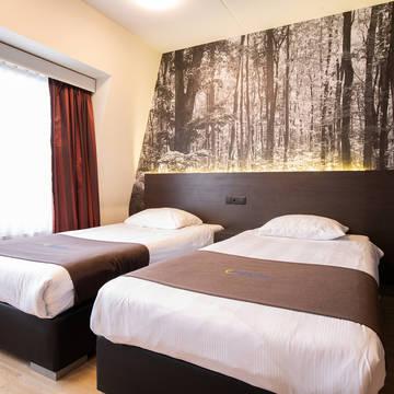 Bastion Hotel Apeldoorn Het Loo - Voorbeeld kamer Bastion Hotel Apeldoorn Het Loo