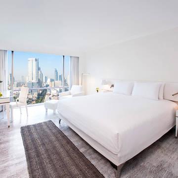 Voorbeeld G Deluxe Room Pullman Bangkok Hotel G