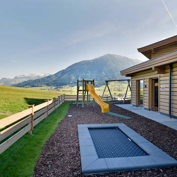 Speeltuin Resort Tirol am Sonnenplateau