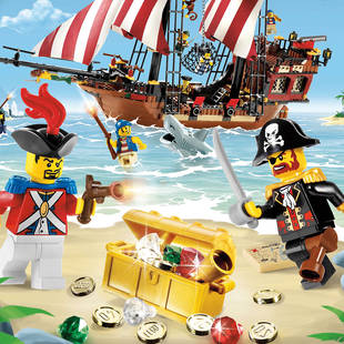 Pirates Legoland