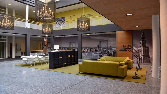 Lobby 3- of 4-daags arrangement 'Ontdek Groningen' - Best Western Hotel Groningen Centre