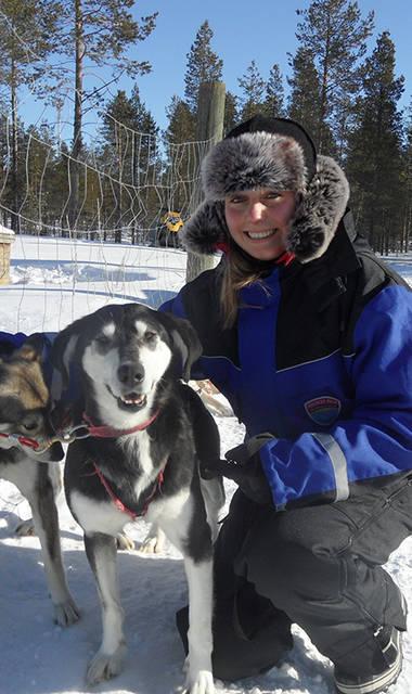 8-daagse sneeuwavonturenweek Muotkan Maja Wildernis Lodge thumbnail