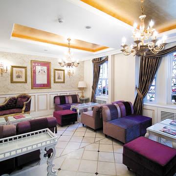Lobby Hotel Avicenna