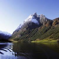 Aurland fjord - Fotograaf: Paul Edmundson