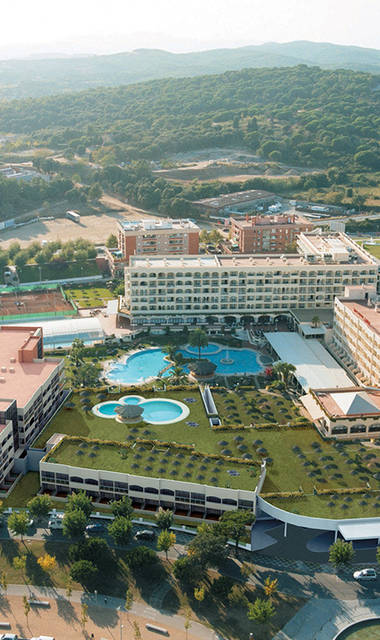 Hotel Evenia Olympic Resort