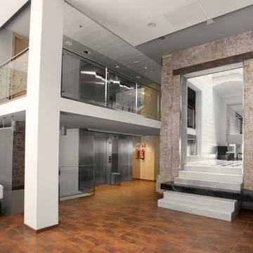 Lobby Hotel Onix Liceo