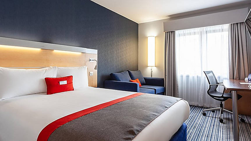 Kamer Hotel Holiday Inn Express Edinburgh Royal Mile