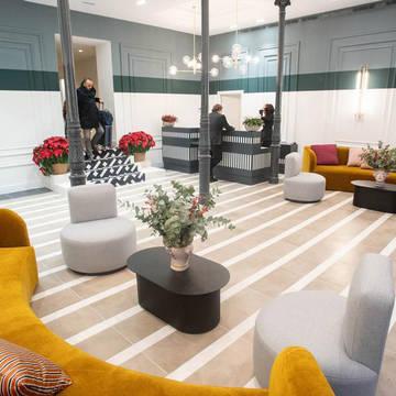 Receptie Hotel Soho Boutique Congreso