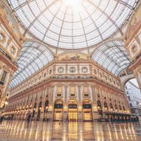 Galleria Emanuele II op ca. 30 minuten met het openbaar vervoer