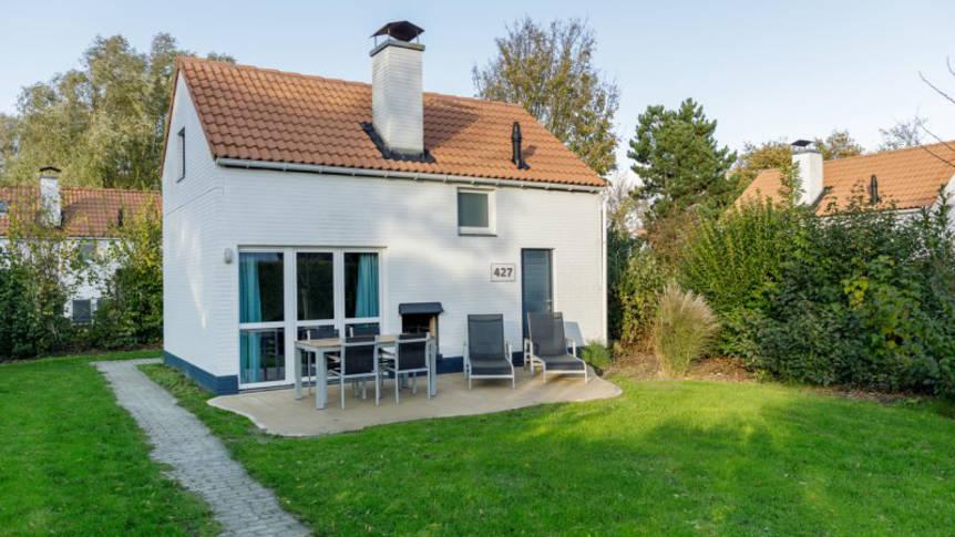 Voorbeeld Premium Cottage Vakantiepark Center Parcs Park De Haan