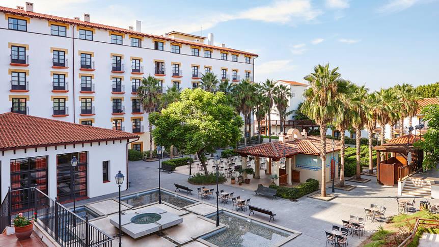 Exterieur Hotel El Paso (PortAventura)