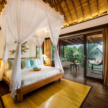 Voorbeeld Sunrise View Villa Nandini Jungle Resort