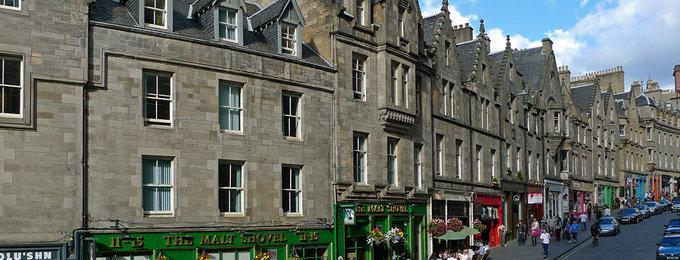 Weekend Edinburgh