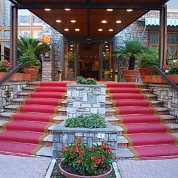 Entree Grand Hotel Tamerici & Principe