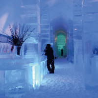 6-daags winteravontuur Stockholm & het IJshotel
