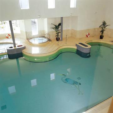 Binnenzwembad Heyward Mews Vakantiewoningen