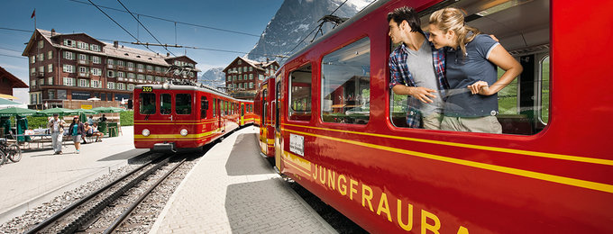 Autovakantie Berner Oberland