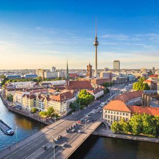 Skyline Berlijn