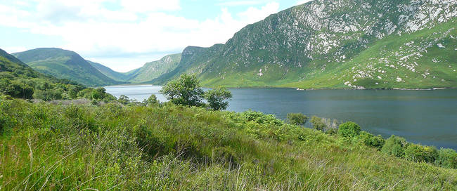 Donegal - Glenveagh Nationaal Park