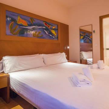 Kamer Hotel Dwo Valencia by Checkin