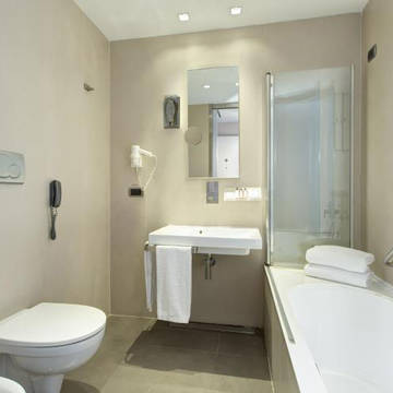 Badkamer Best Western Premier hotel Royal Santina