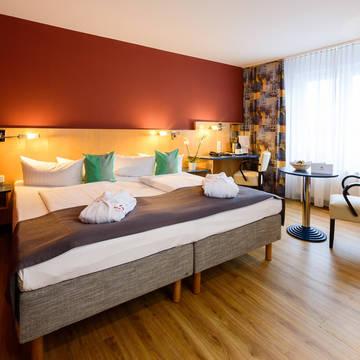 Kamer Amedia Hotel Dresden Elbpromenade