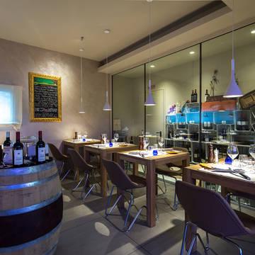 Wijnbar Hotel San Ranieri