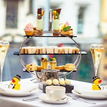 Afternoon Tea Hotel Europa