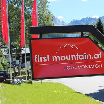 First Mountain Hotel Montafon First Mountain Montafon