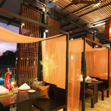 Restaurant Red Ginger Chic Resort