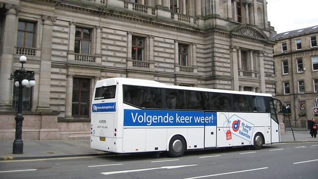 Supervoordelige busreis naar Londen