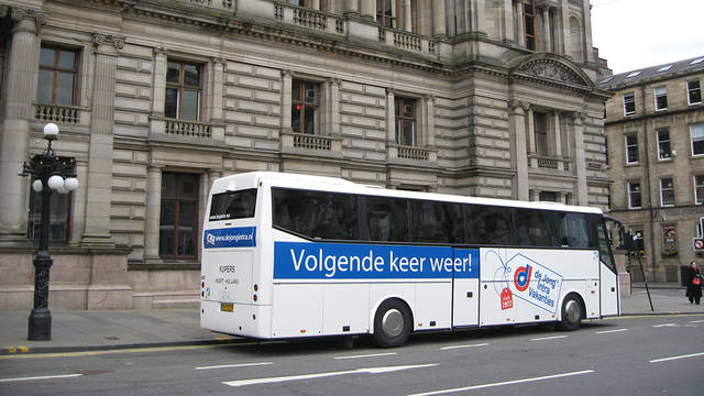 Supervoordelige busreis naar Praag