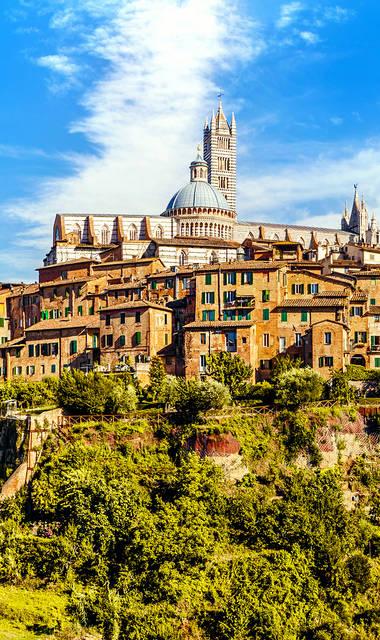 10-daagse busreis Het beste van Toscane en Umbrië