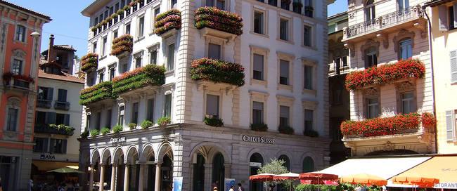 Centrum Lugano